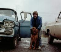 John and Elwood P dog